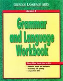 Glencoe Language Arts Grammar And Language Workbook Grade 8 Paperback