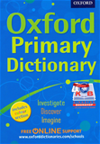 Kingston bookshop edition Oxford Primary Dictionary Paper back 2009 Ox