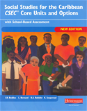 Social Studies for the Caribbean CXC Core Units and Options Pearson Ca