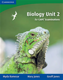 Biology for CAPE Examinations Unit 2 Cambridge Secondary Books