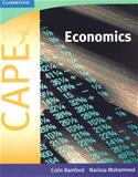 CAPE Economics Cambridge Secondary Books