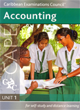 Accounting Unit 1 CAPE - For Self-study and Distance Learning(Paperbac