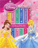My First Library Disney Princesses I can be a Princess 12 Books