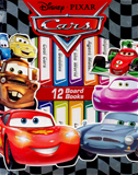 My First Library Disney Pixar Cars 12 Books