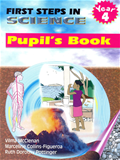 First Steps In Science  Pupil's Book Year 4 Carlong Primary Books