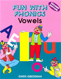 Fun With Phonics Vowels Second Edtion Carlong Primary Books