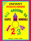 Infant Integrated Workbook All Around Us  Shapes and Numerals