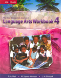 New Integrated Approach Language Arts Workbook 4 Age 9 Years