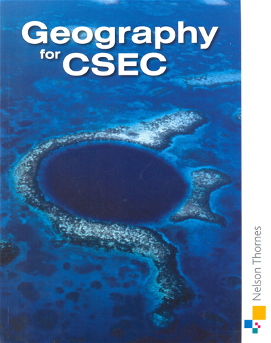 Geography School Book Cover Ideas ~ Geography for csec nelson thornes secondary books