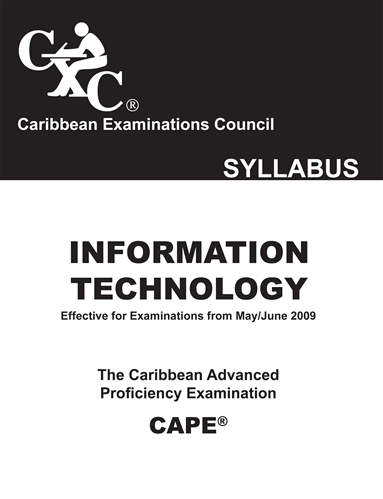 "caribbean advanced proficiency examination past papers See next page for additional exams caribbean advanced proficiency  examination (cape) equivalency table passing module grades: ""a"" ""b"" ."