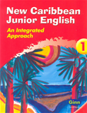 New Caribbean Junior English Book 1 Pearson Carlong Books