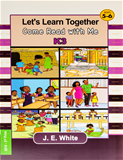 Lets Learn Together Come Read With Me  Book 3 K3