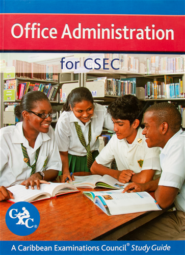 Office Administration For CSEC CXC Study Guide A Caribbean