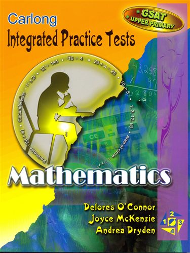Carlong Integrated Practice Tests GSAT Mathematics Upper