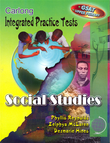 Carlong Integrated Practice Tests GSAT Social Studies Upper