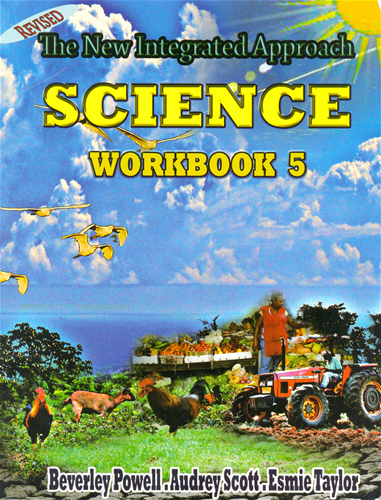 The New Integrated Approach Science Workbook 5