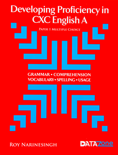 Developing Proficiency In CXC English A Paper 1 Multiple